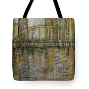 City Bridge Tote Bag