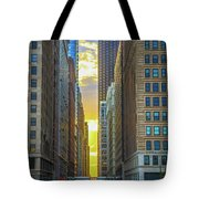 City Canyon Tote Bag
