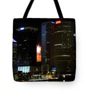 City Celebration Tote Bag