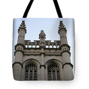 City Church Tower Tote Bag