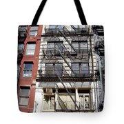 City Complex Tote Bag