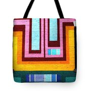 City Eyes Tote Bag