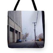 City Fog Tote Bag