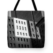 City Grid Tote Bag