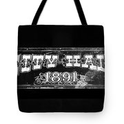 City Hall 1891 Tote Bag