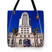 City Hall La Tote Bag