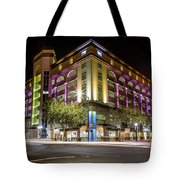 City Hall Parking Lot Tote Bag