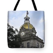City Hall Savannah Tote Bag