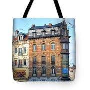 City Hustle Tote Bag