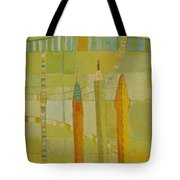 City Icons Tote Bag