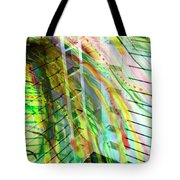 City In Motion 56 Tote Bag