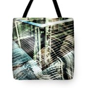 City In Motion 75 Tote Bag