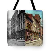 City - Knoxville Tn - Gay Street 1903 - Side By Side Tote Bag
