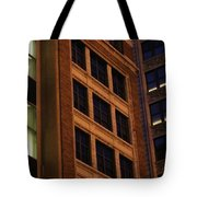 City Layout Tote Bag