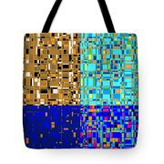 City Life Series No. 5 Tote Bag