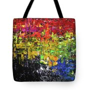 City Lights Tote Bag by Jacqueline Athmann