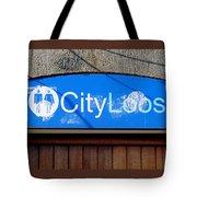 City Loos Tote Bag