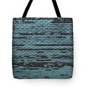 City Metal Grid Tote Bag