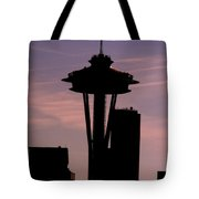 City Needle Tote Bag