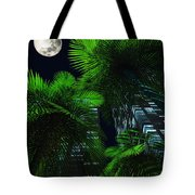 City Nights Tote Bag