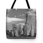 City - Ny - The Shades Of A City Tote Bag