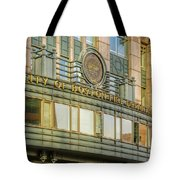 City Of Boston Fire Department Tote Bag