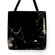 City Of Dreams Tote Bag