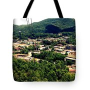 City Of Gatlinburg Tote Bag