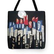 City Of Gold #52 Tote Bag