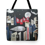 City Of Gold #53 Tote Bag