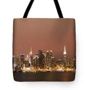 City Of Gold Tote Bag