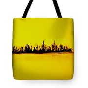 City Of Gold Tote Bag