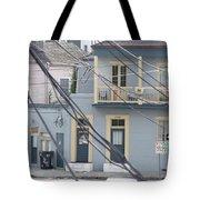 City Of N'awlins Tote Bag