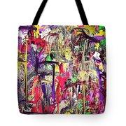 City Of Night Tote Bag
