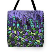 City Of Passion Tote Bag
