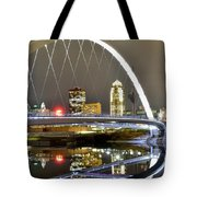 City Of The Midwest Tote Bag