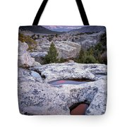 City Of The Rocks Tote Bag