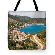 City Of Vis Tote Bag