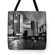 City On The Grand Tote Bag