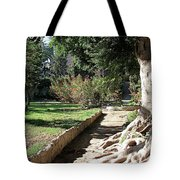 City Park Rhodes Greece Tote Bag