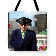 City Pirate Tote Bag