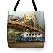 City - Pittsburg Pa - Great Memories Tote Bag
