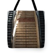 City Place Stairs Tote Bag