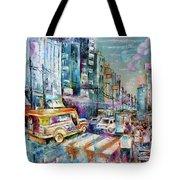 City Road Tote Bag