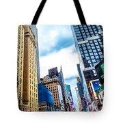 City Sights Nyc Tote Bag