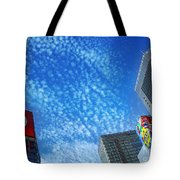 City Sky Tote Bag