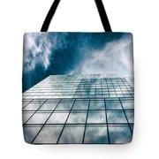 City Sky Light Tote Bag