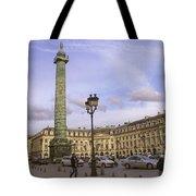 City Sky Tote Bag