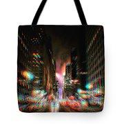 City Speed  Tote Bag