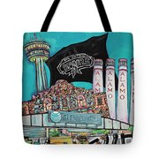 City Spirit Tote Bag
